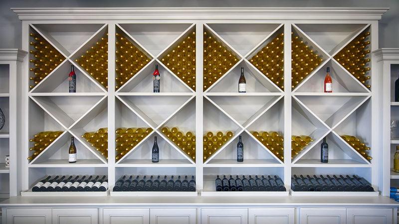 Rails Nap Tasting Room Wines